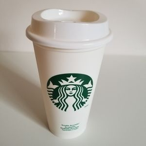 *FREE WITH ANY PURCHASE* Reusable Starbucks Cup